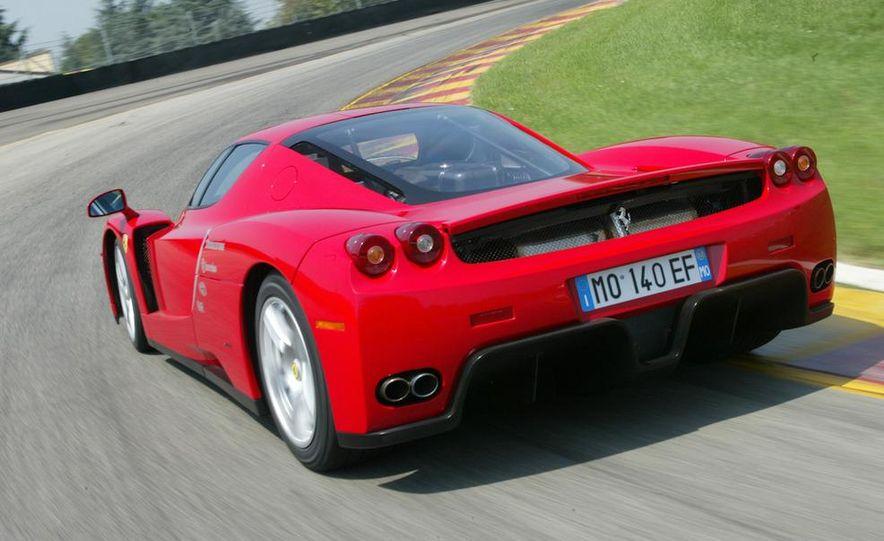 Ferrari Enzo Replacement (spy photo) - Slide 21