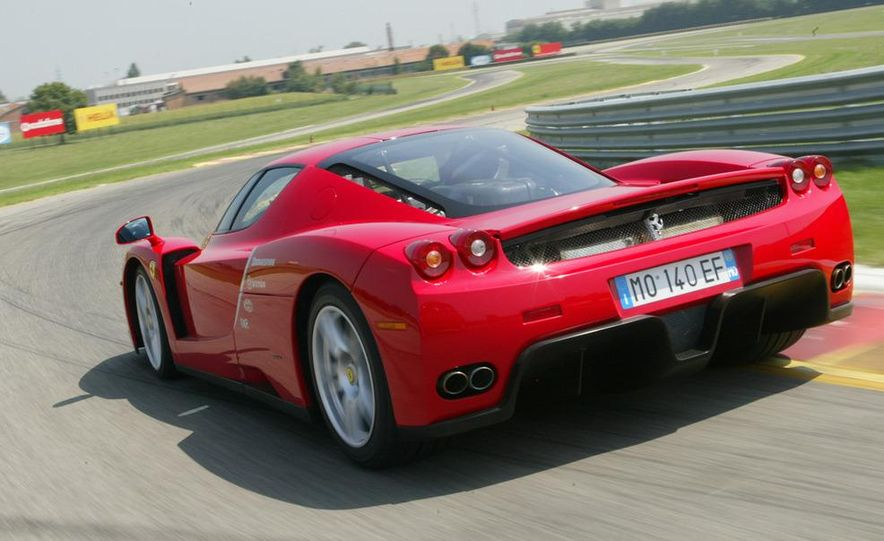 Ferrari Enzo Replacement (spy photo) - Slide 22