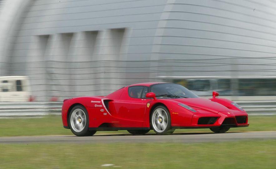 Ferrari Enzo Replacement (spy photo) - Slide 23