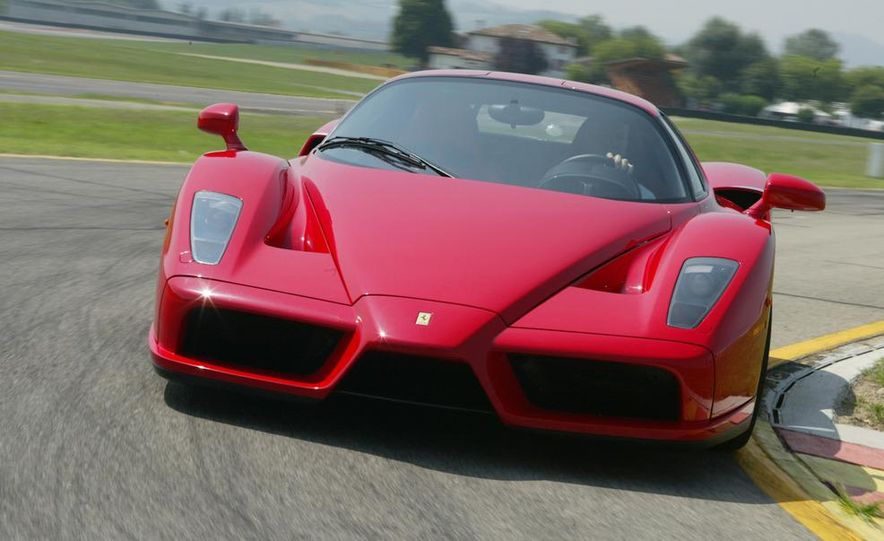 Ferrari Enzo Replacement (spy photo) - Slide 25