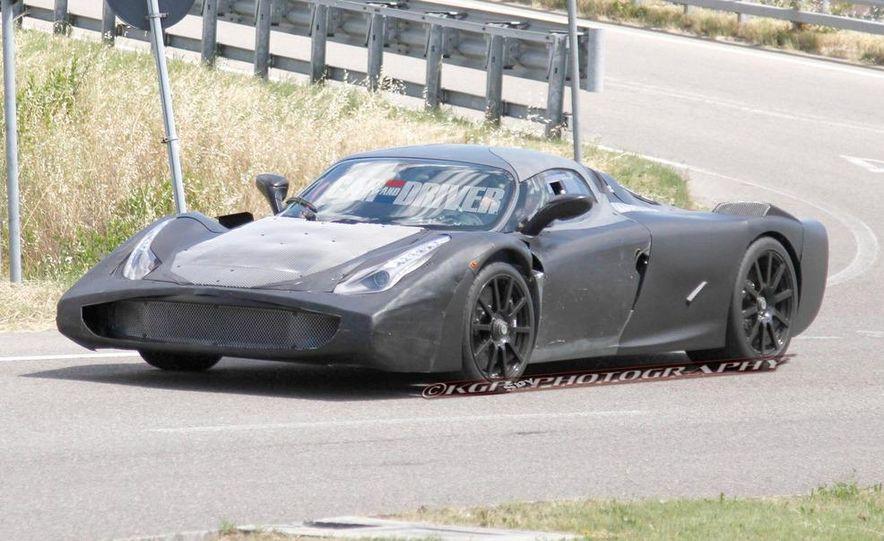 Ferrari Enzo Replacement (spy photo) - Slide 2