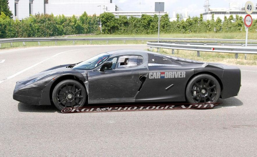 Ferrari Enzo Replacement (spy photo) - Slide 5