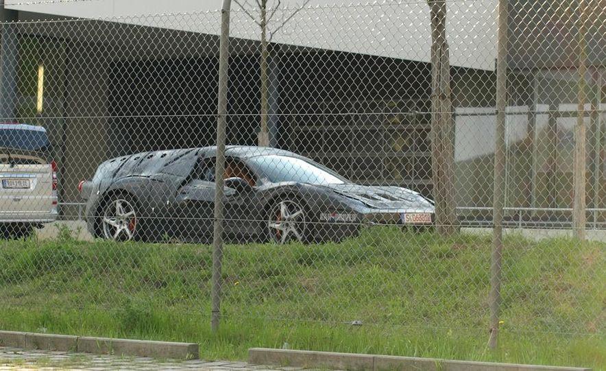 Ferrari Enzo Replacement (spy photo) - Slide 10