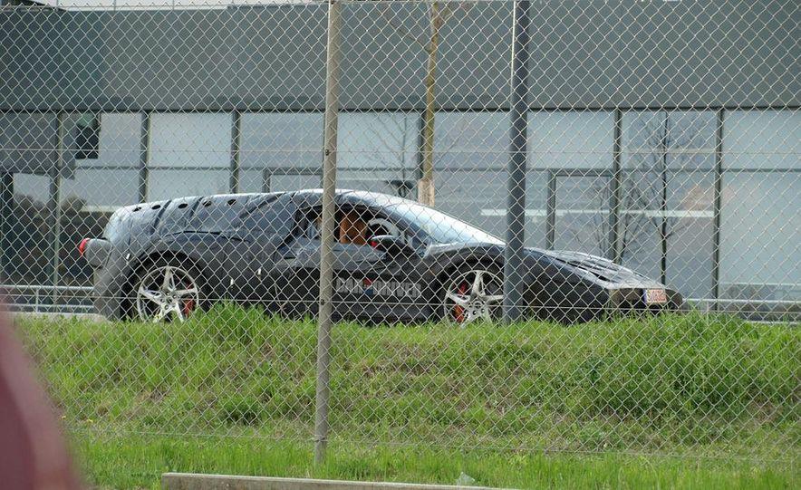 Ferrari Enzo Replacement (spy photo) - Slide 12