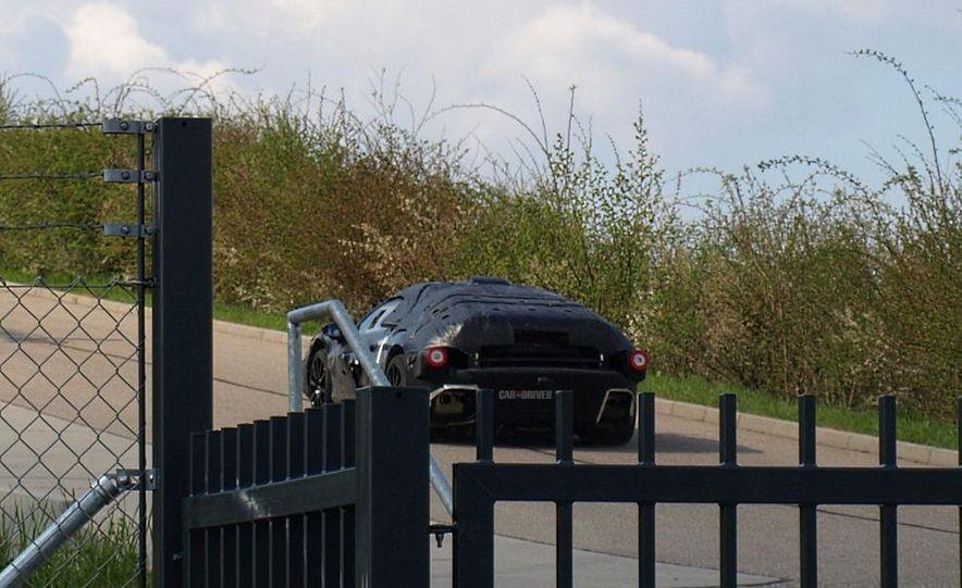 Ferrari Enzo Replacement (spy photo) - Slide 16