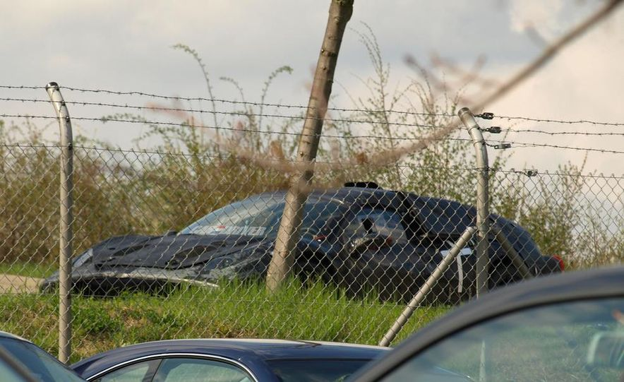 Ferrari Enzo Replacement (spy photo) - Slide 18