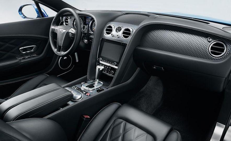 2013 Bentley Continental GT Speed - Slide 18