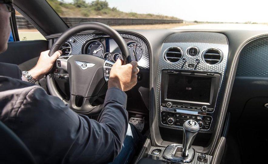 2013 Bentley Continental GT Speed - Slide 17