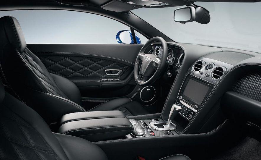 2013 Bentley Continental GT Speed - Slide 19