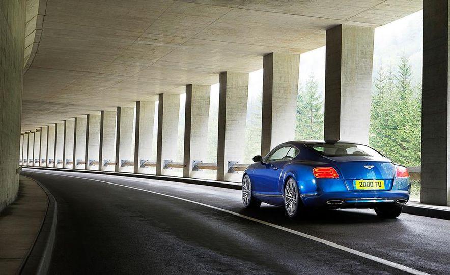 2013 Bentley Continental GT Speed - Slide 10