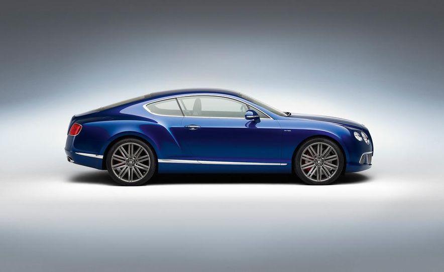 2013 Bentley Continental GT Speed - Slide 15
