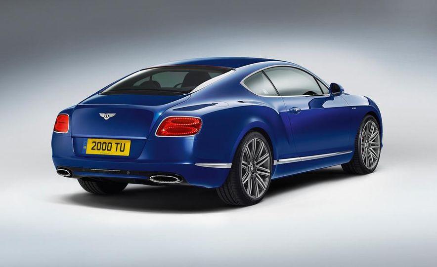 2013 Bentley Continental GT Speed - Slide 16