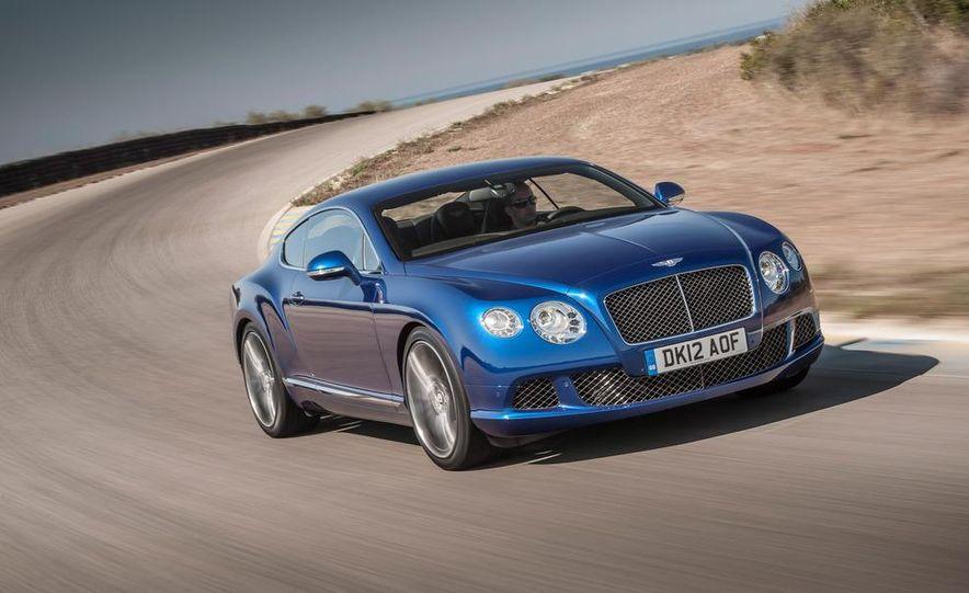 2013 Bentley Continental GT Speed - Slide 2