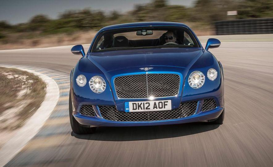 2013 Bentley Continental GT Speed - Slide 3