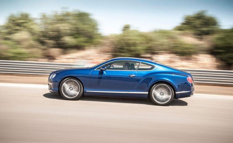 2013 Bentley Continental GT Speed - Slide 4