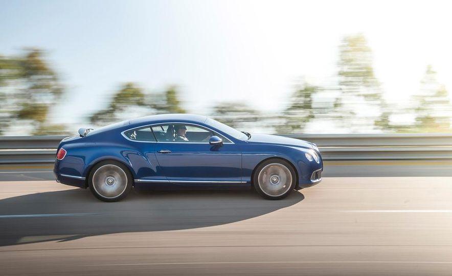 2013 Bentley Continental GT Speed - Slide 6