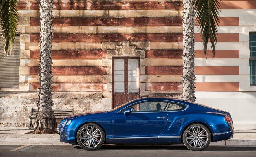 2013 Bentley Continental GT Speed - Slide 12