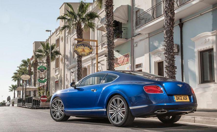 2013 Bentley Continental GT Speed - Slide 13