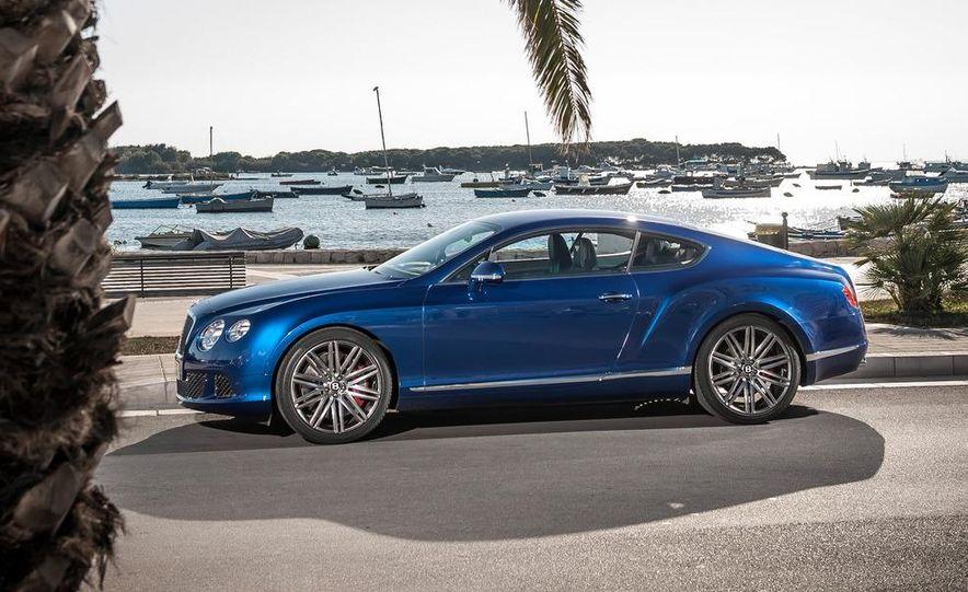 2013 Bentley Continental GT Speed - Slide 7