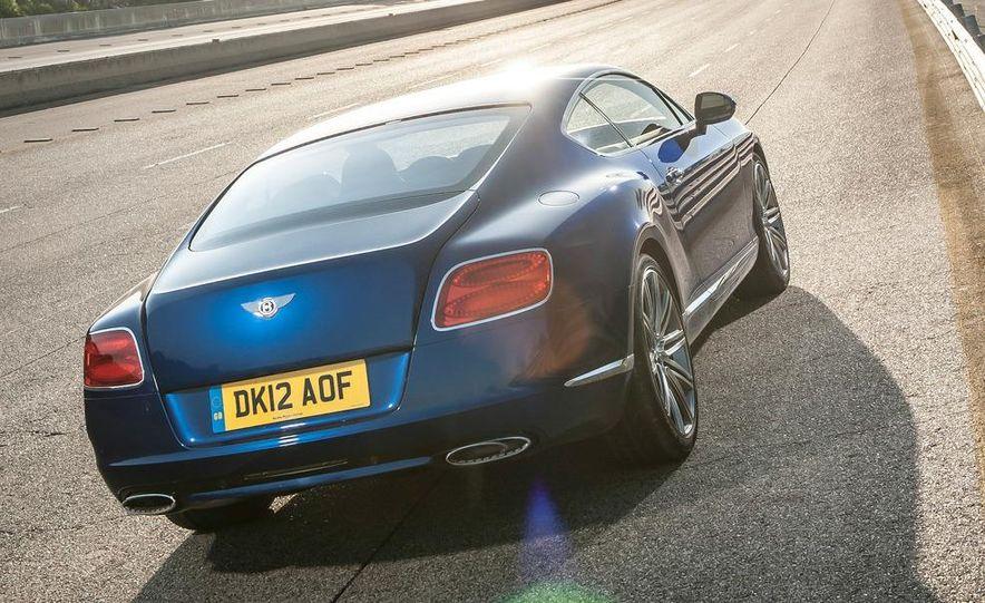 2013 Bentley Continental GT Speed - Slide 8