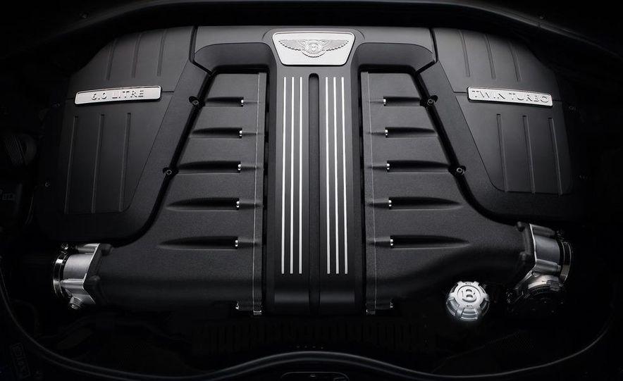 2013 Bentley Continental GT Speed - Slide 20