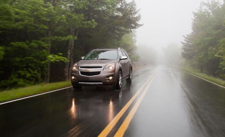 2013 Chevrolet Equinox LTZ - Slide 1