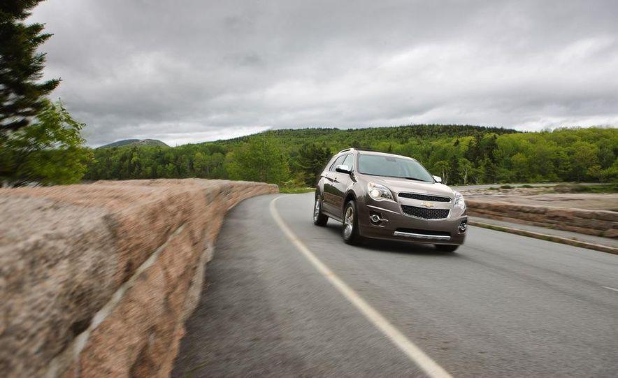 2013 Chevrolet Equinox LTZ - Slide 4