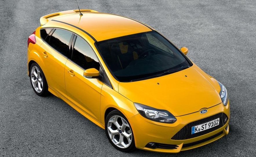 2013 Ford Focus ST (Euro-spec) - Slide 7
