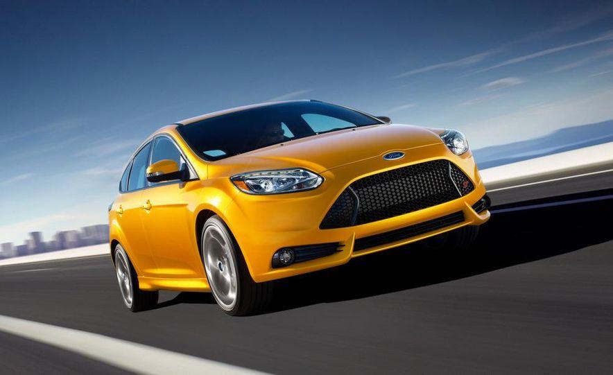 2013 Ford Focus ST (Euro-spec) - Slide 13