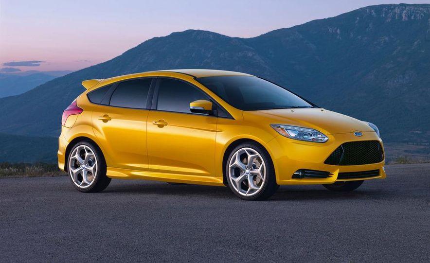 2013 Ford Focus ST (Euro-spec) - Slide 26