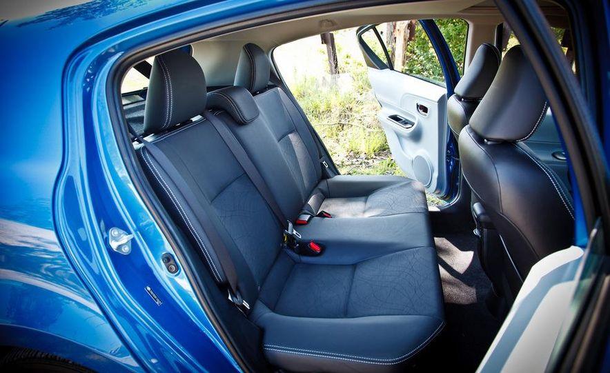 2012 Toyota Prius C - Slide 17