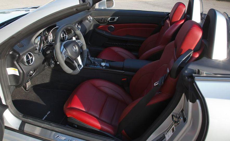 2012 Mercedes-Benz SLK55 AMG - Slide 16