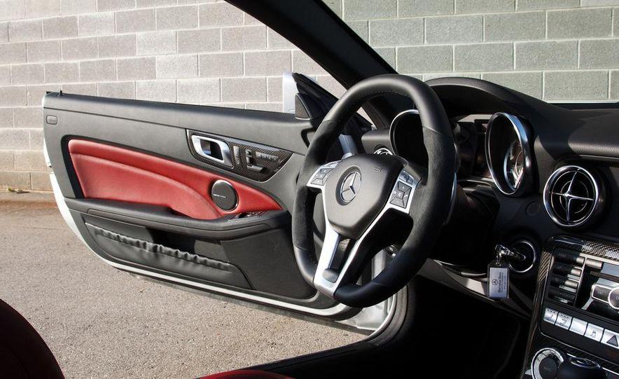 2012 Mercedes-Benz SLK55 AMG - Slide 17