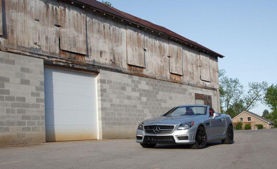 2012 Mercedes-Benz SLK55 AMG - Slide 1