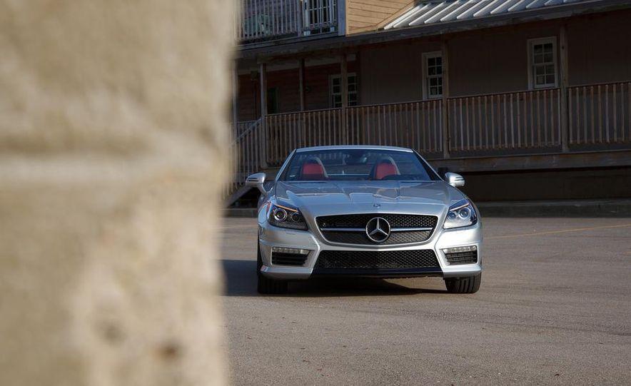 2012 Mercedes-Benz SLK55 AMG - Slide 4