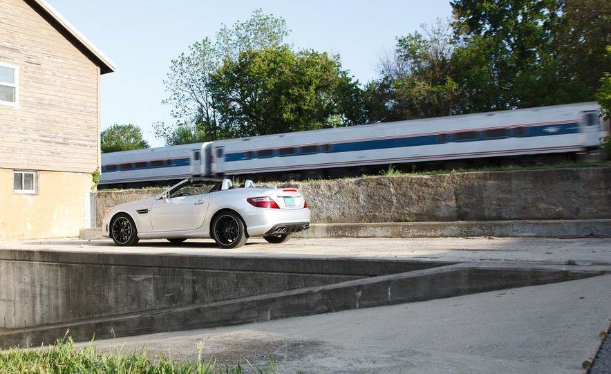 2012 Mercedes-Benz SLK55 AMG - Slide 5