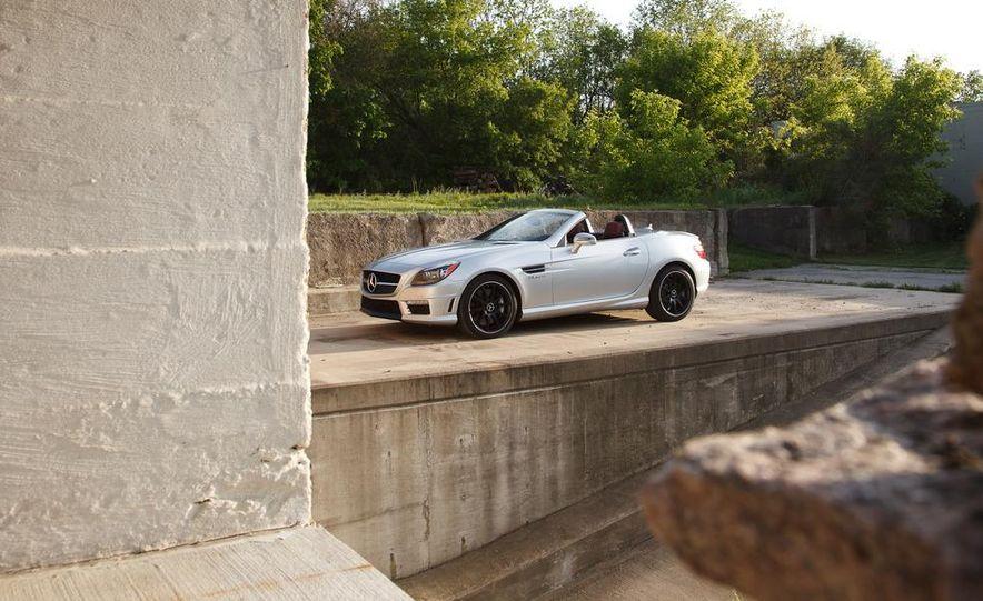 2012 Mercedes-Benz SLK55 AMG - Slide 7