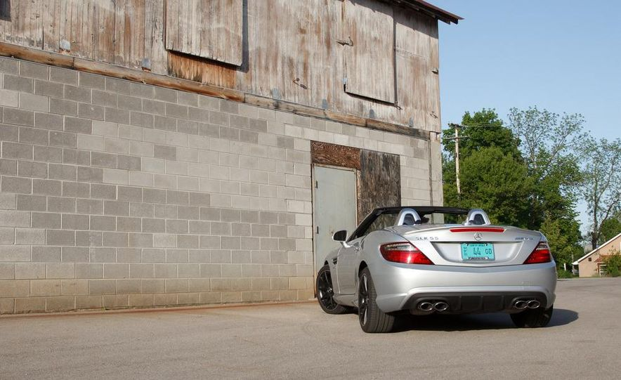 2012 Mercedes-Benz SLK55 AMG - Slide 9
