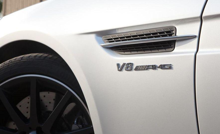2012 Mercedes-Benz SLK55 AMG - Slide 10