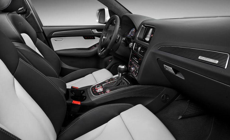 2013 Audi SQ5 TDI - Slide 22