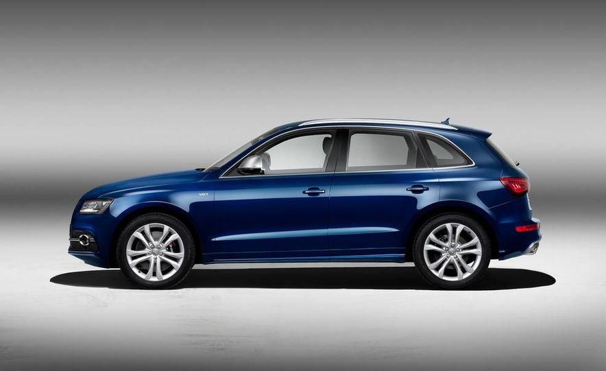 2013 Audi SQ5 TDI - Slide 3
