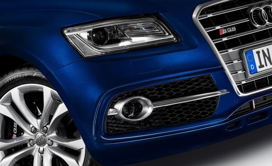 2013 Audi SQ5 TDI - Slide 16