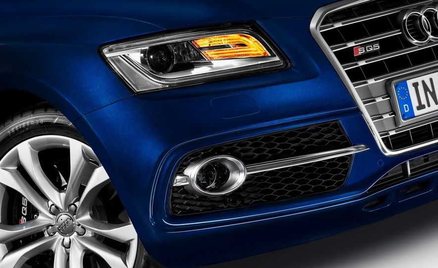 2013 Audi SQ5 TDI - Slide 17