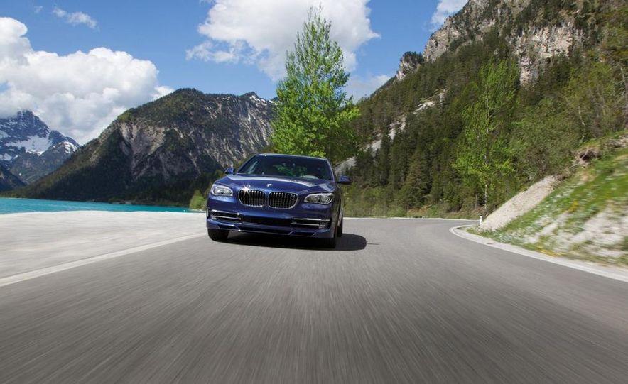 2013 BMW Alpina B7 - Slide 1