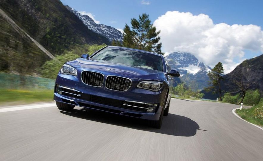 2013 BMW Alpina B7 - Slide 2