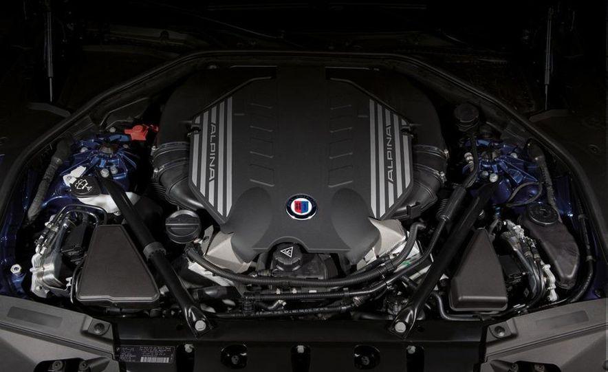 2013 BMW Alpina B7 - Slide 8