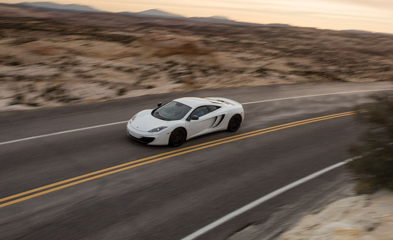Chasing Perfection: 1000 Miles in the McLaren MP4-12C