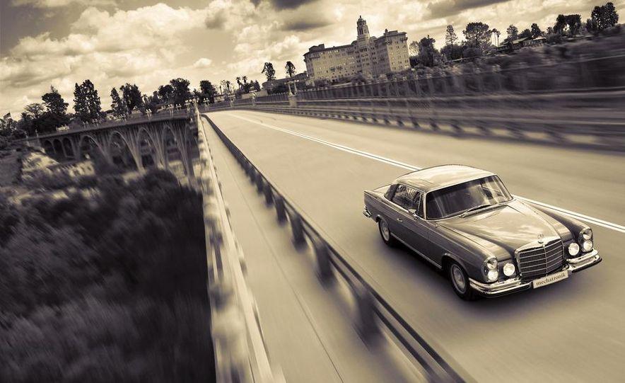 Mechatronik Mercedes-Benz M-Coupé - Slide 1