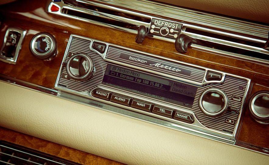 Mechatronik Mercedes-Benz M-Coupé - Slide 7