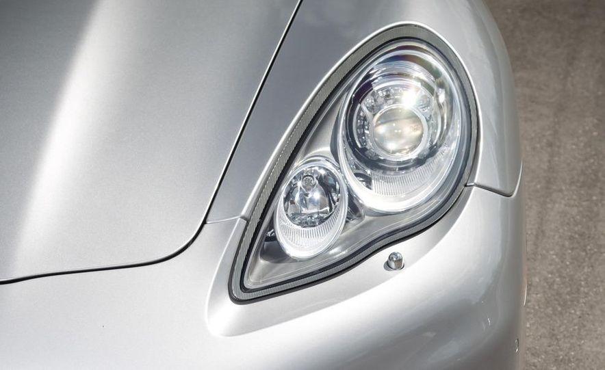 2012 Porsche Panamera Turbo S - Slide 7